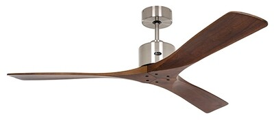 MACAU BN-NB ceiling fan by CASAFAN Ø132cm with remote control included