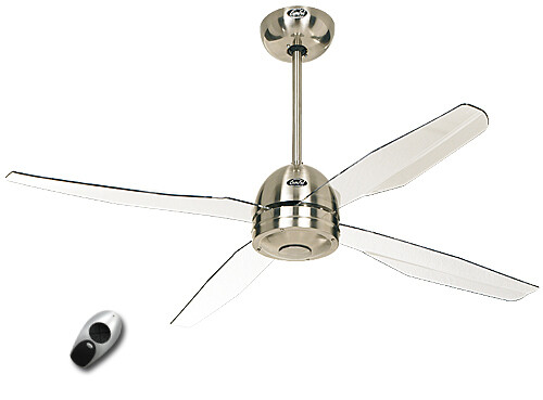 LIBELLE BN ceiling fan by CASAFAN Ø132 with remote control included