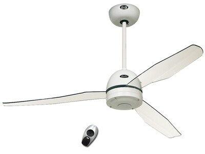LIBELLE WE ceiling fan by CASAFAN Ø132 with remote control included