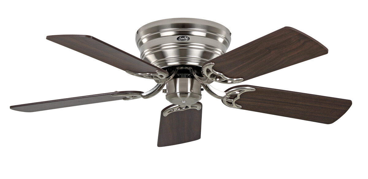Classic Flat 103-III BN ceiling fan by CASAFAN Ø103 with Pull Chain