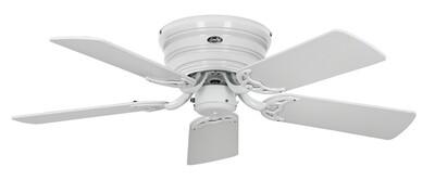 Classic Flat 103-III WE ceiling fan by CASAFAN Ø103 with Pull Chain