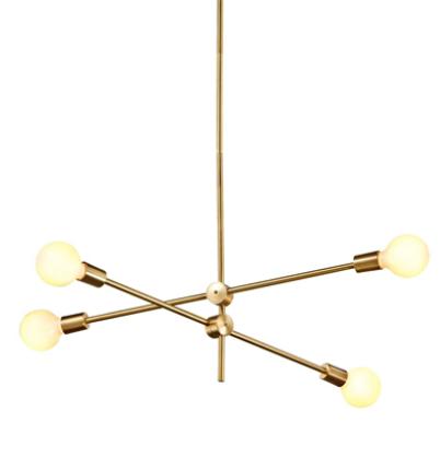 kosmosoro IV ceiling luminaire 4xE27 (lamp included)