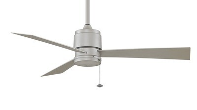 Indoor/Outdoor Ceiling fan Zonix SN Wet Ø132 with Pull Chain