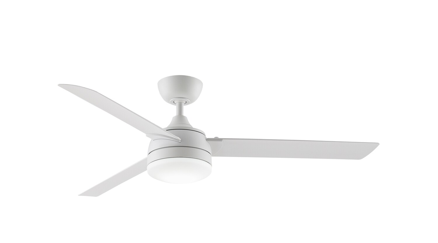 Indoor/Outdoor Ceiling fan Xeno Wet MW Ø142 light integrated wall control included