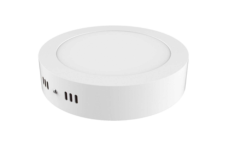 Intego Surface Mounted Ecovision, 225mm, Round, 18W LED