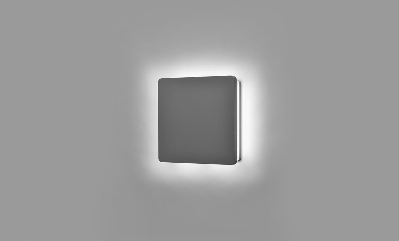 ECLIPSE MINI SQUARE LED Wall light 10W