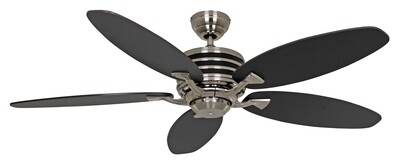 Eco Gamma 137 NB-SW ceiling fan by CASAFAN Ø137 with remote control included