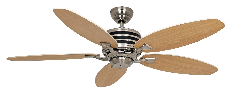 Eco Gamma 137 BU-AH ceiling fan by CASAFAN Ø137 with remote control included
