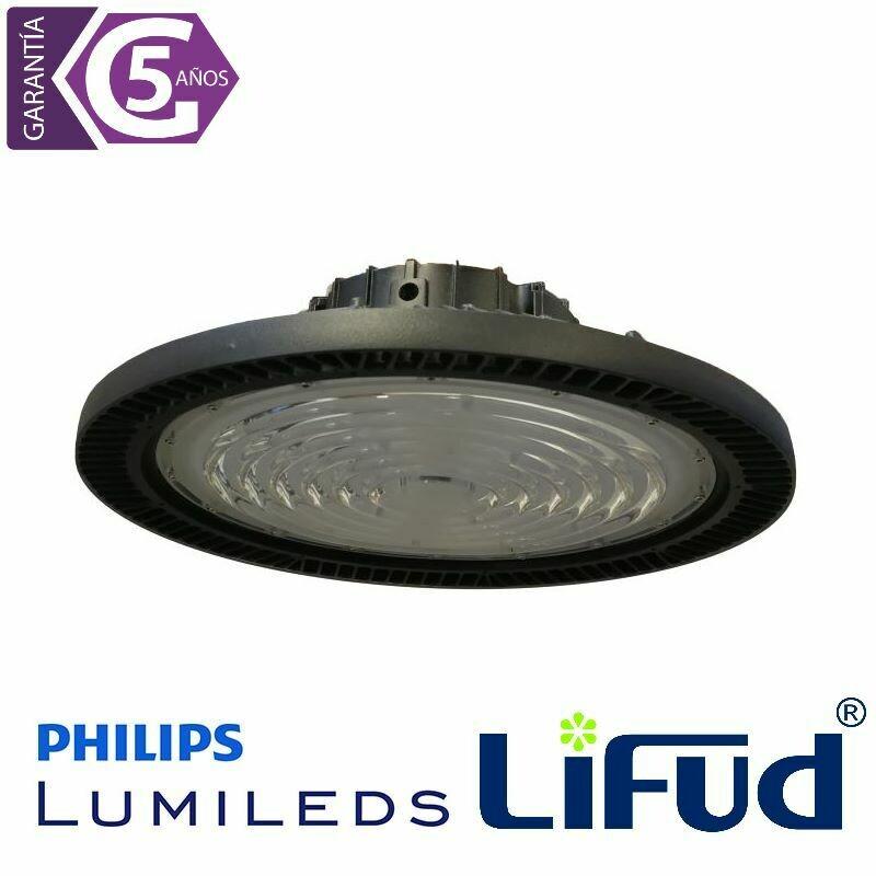 LED HIGHBAY CAMPANA 200W PRO 5000K 26200 lm