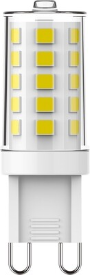 G9-LED 4 Watt 4000K (natural white) 350lm DIMMABLE