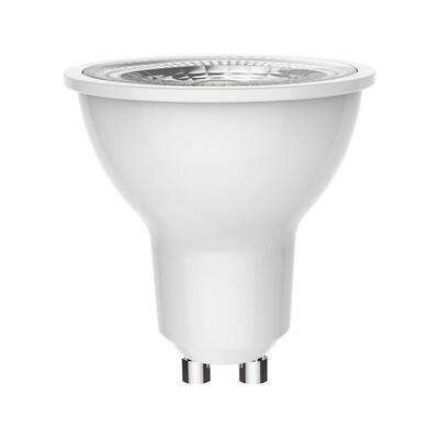 GU10-LED 6W beam 36º 3000K (warm white) 450lm