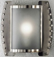 EGLO Beverly Hills 280x300mm E27/Stainless Steel