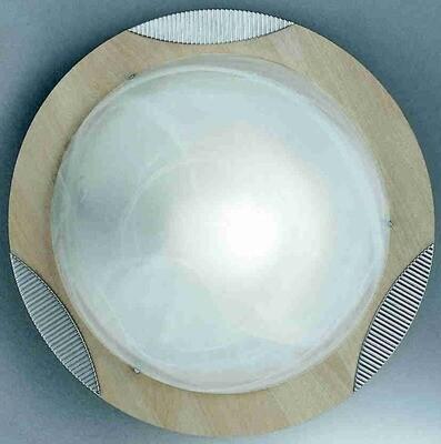 EGLO Ceiling Light 1xE27/Glass