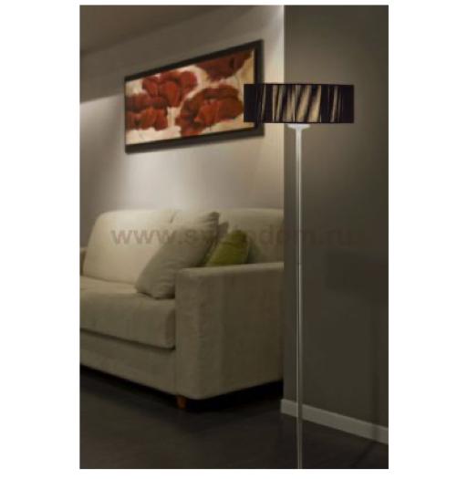 EGLO Monique 3xG9 diam. 290x1350mm Floor Lamp/Black