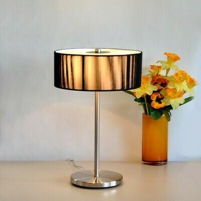 EGLO Monique 3G9 diam. 290x470mm Table Lamp/Black