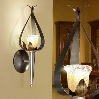 EGLO Perla 1xG9 diam. 140x383mm Wall Lamp