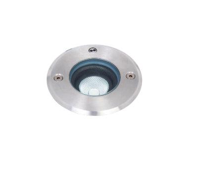 Asphalt pro orientable Inground LED luminaire IP67 3W STAINLESS STEEL