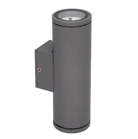 HYDRUS 14 Led Wall-mounted luminaire bi-directional 2x14W 2x1800lm IP65