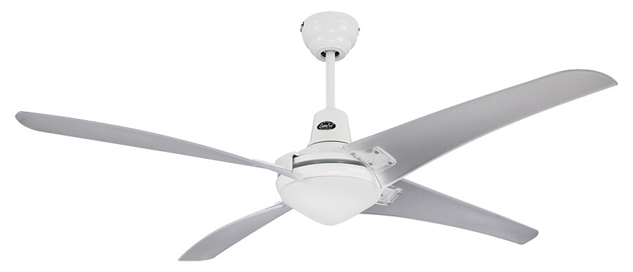 MIRAGE WE-TR ceiling fan by CASAFAN Ø142 with light kit and remote control included