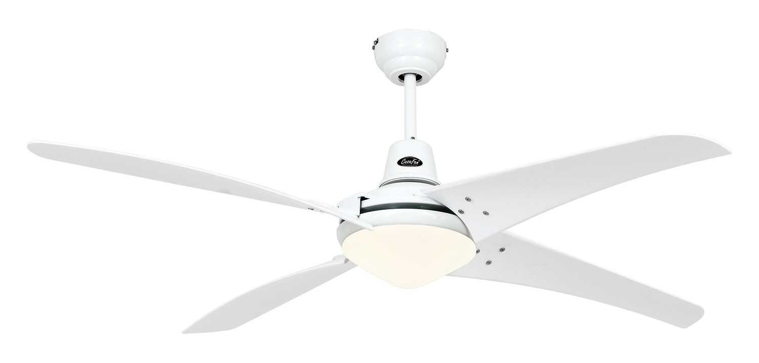 MIRAGE WE-WE ceiling fan by CASAFAN Ø142 with light kit and remote control included