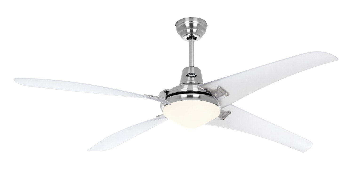 MIRAGE BN-TR ceiling fan by CASAFAN Ø142 with light kit and remote control included