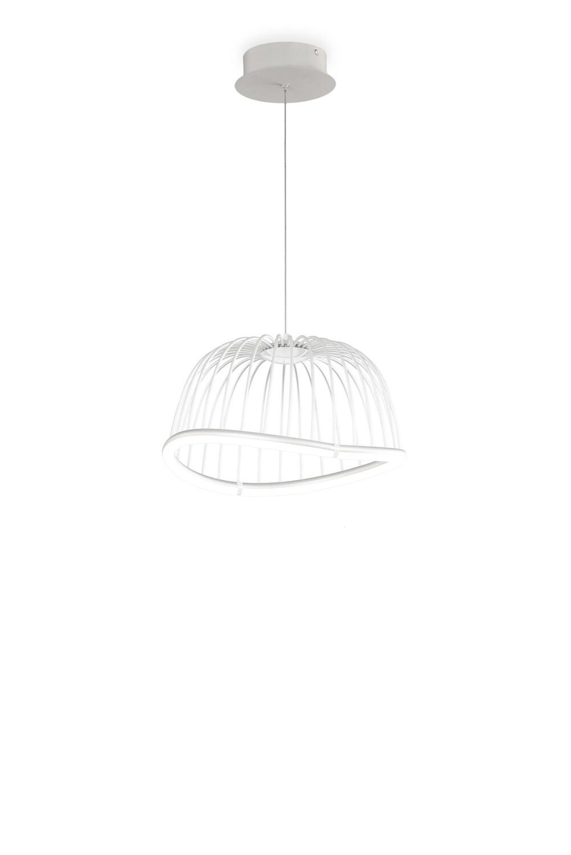 Celeste Pendant 41cm Round, 20W LED, 3000K, 1400lm, White