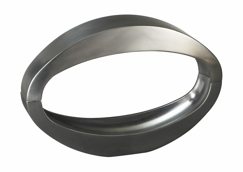 Berio Oval Table Light - Aluminium