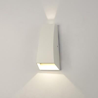Jackson Wall Lamp, 6W LED, 3000K, 420lm, IP54, Sand White