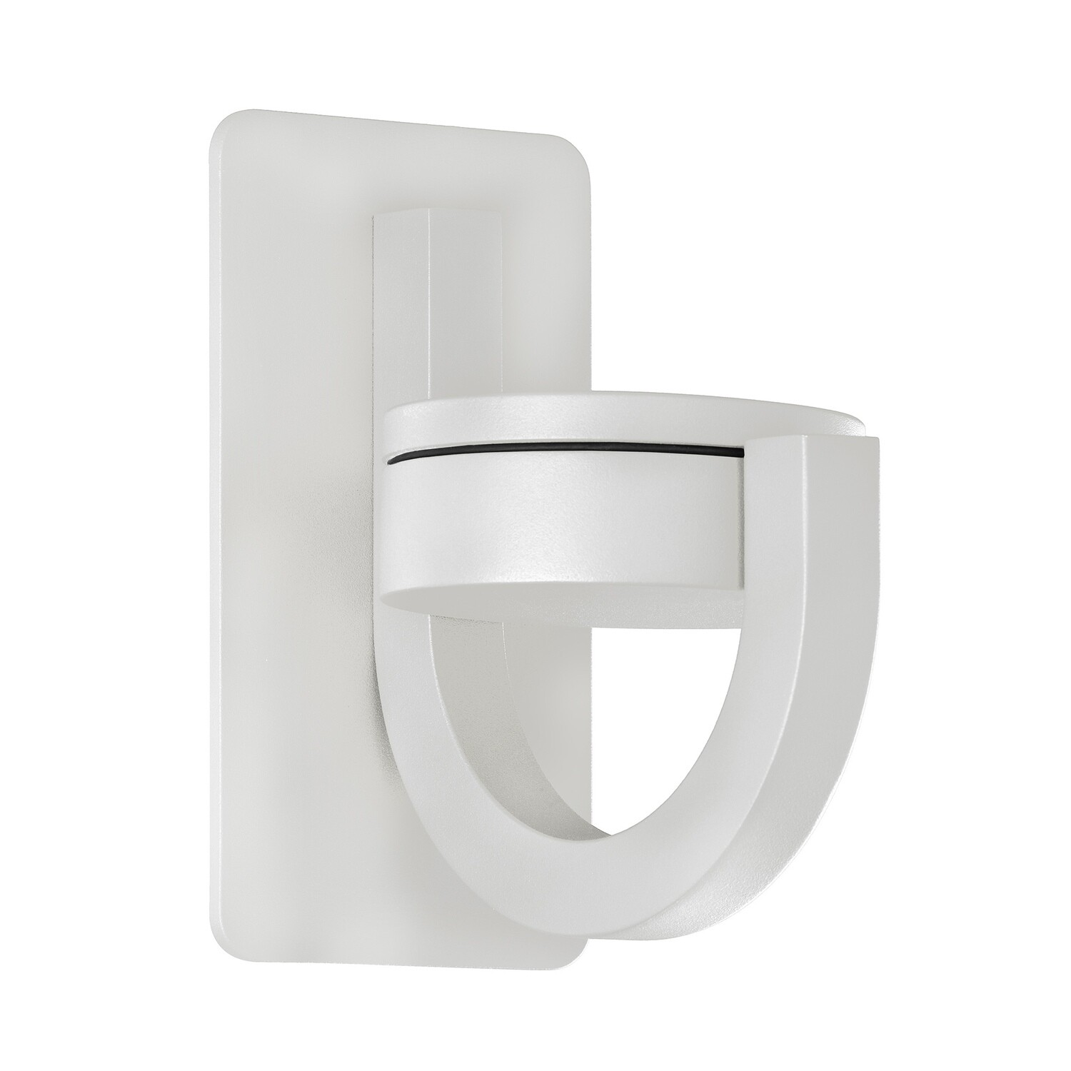 Iguazu Wall Lamp, 1xGX53, IP54, White
