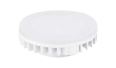 LED GX53 9W Warm White 3000K 730lm 120° White Finish