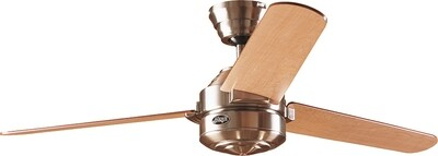 HUNTER CARERA BN ceiling fan ø132 with Pull Chain