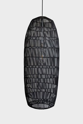 PICKLE LARGE BLACK pendant
