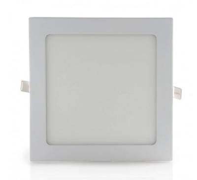 CUADRADOS 225x225mm, Square, 18W LED