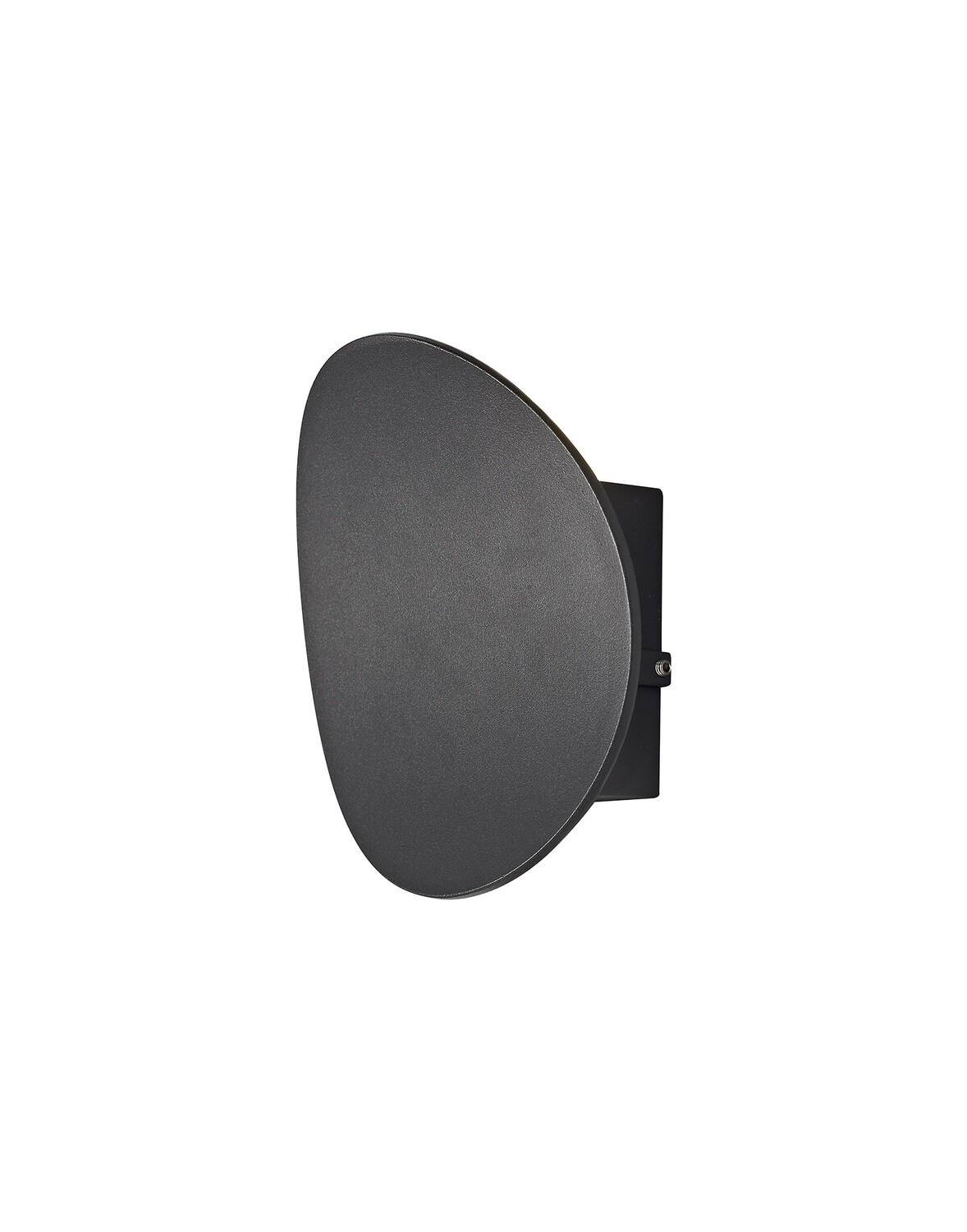 Janis Wall Lamp, 1 x 6W LED, 3000K, 700lm, IP54, Anthracite