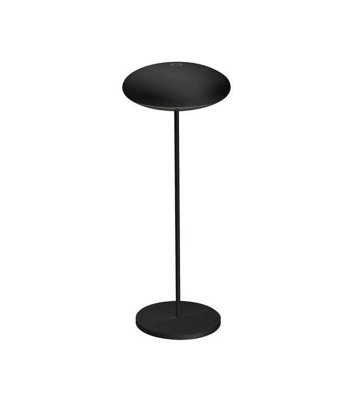 Klappen Table Lamp, 2.2W LED, 3000K, 188lm, IP54, Black