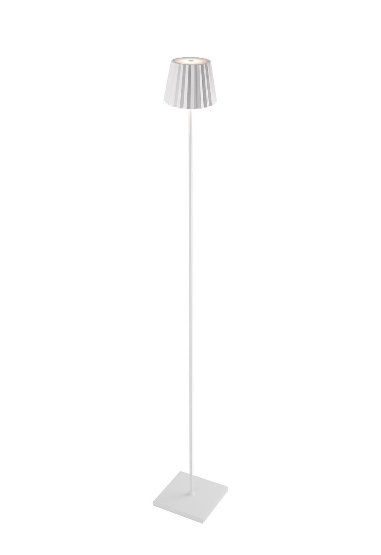 K2 Floor Lamp, 2.2W LED, 3000K, 188lm, IP54, White