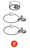 kush lighting system linear track 24V accessory pendant cable kit electrified