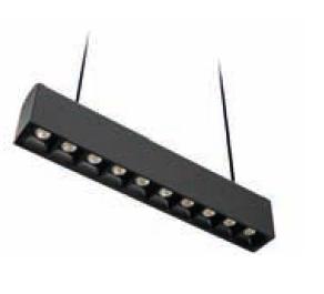 kush lighting system linear dark 22W 3000K