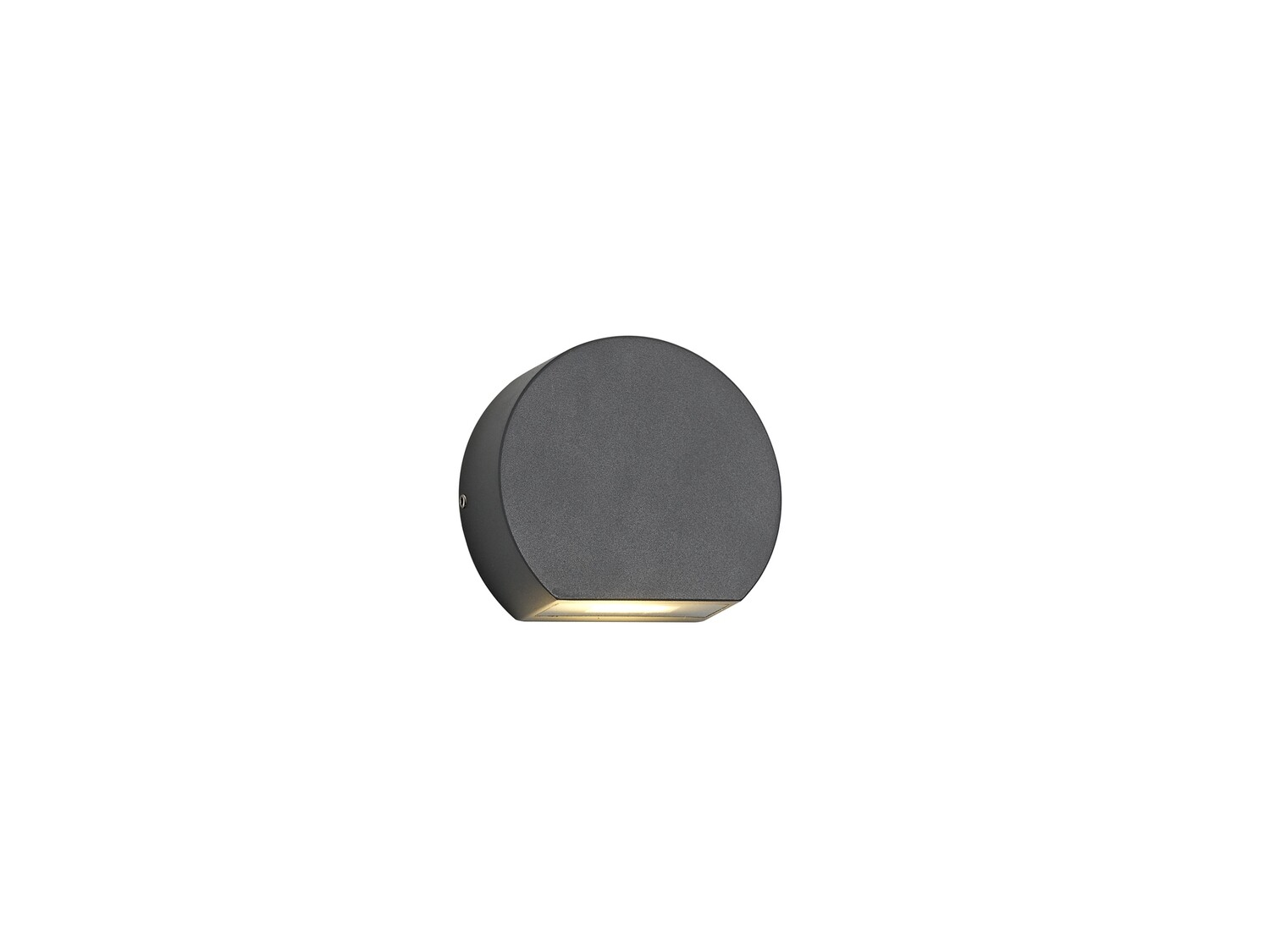 Lucina Wall Light 3W LED 3000K, Anthracite, 270lm, IP54