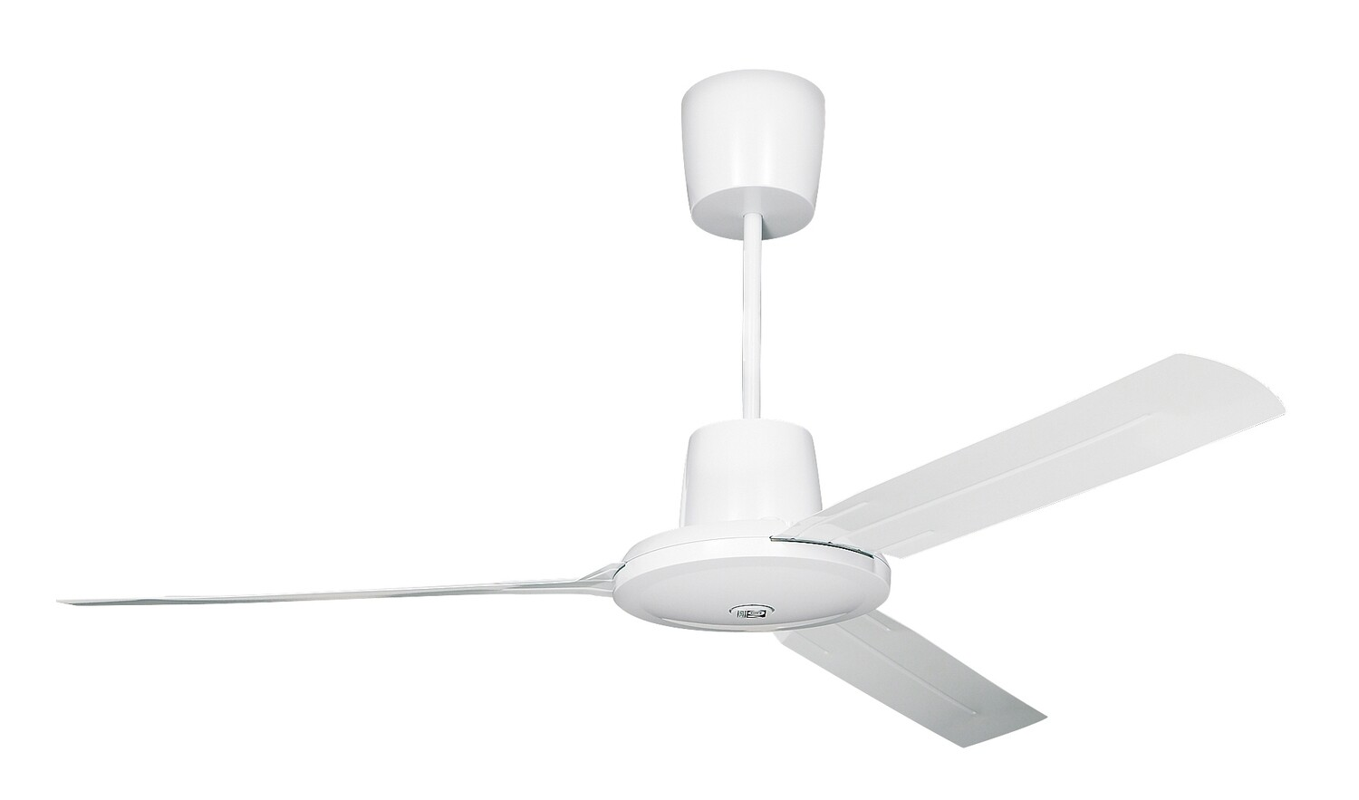 NORDIK EVOLUTION 140 LG ceiling fan Ø142 white with white blades