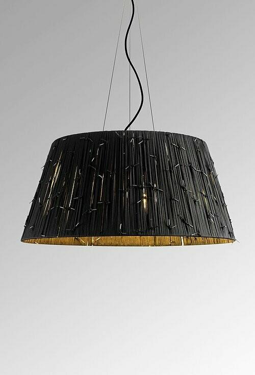 Shoelaces by Metalarte Hanging lamp Gr (big)
