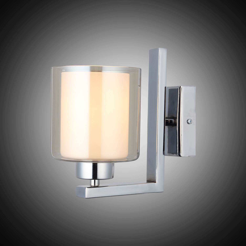 VODA WALL LAMP CHROME 1xE27
