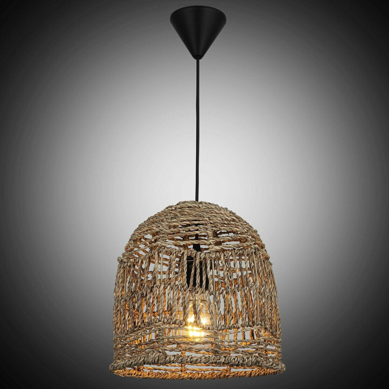 SAGRES small Palm Rope luminaire 1xE27 natural