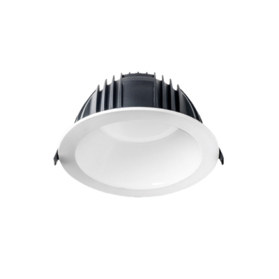 HOLE profesional LED downlight Ø105 12W White
