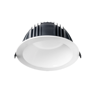 HOLE profesional LED downlight Ø220 35W White