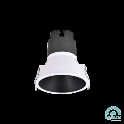 ETNA LED Spot-light 8W White/Black
