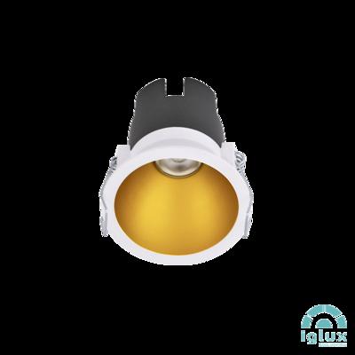 FUJI LED Spot-light 6W White/Gold