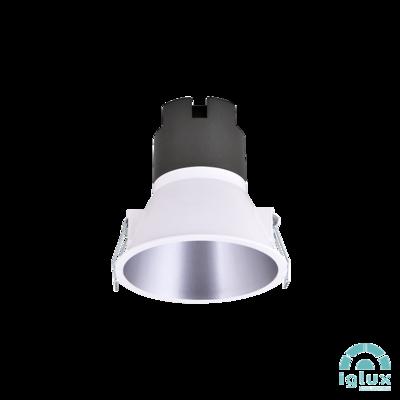 ETNA LED Spot-light 8W White/Silver