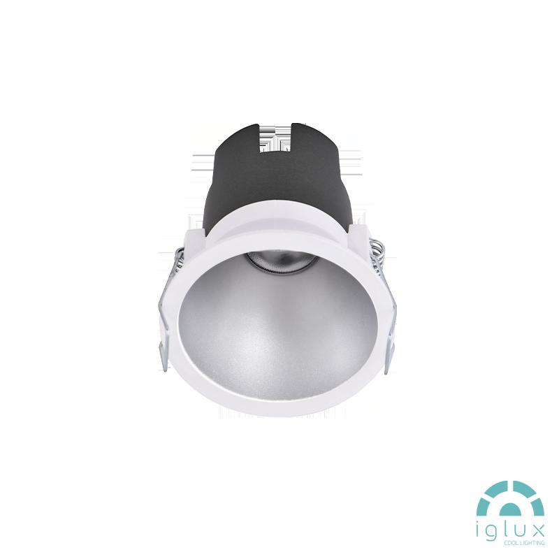 FUJI LED Spot-light 6W White/Silver