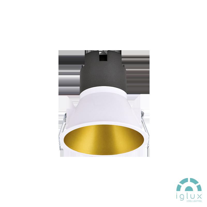 ETNA LED Spot-light 8W White/Gold